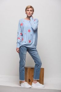 Fetts Boutique Zaket & Plover CHAMBRAY COMBO SF
