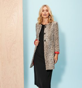 Folly Coat by Verge at Fetts Boutique
