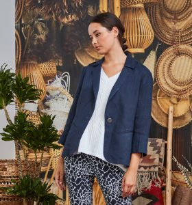 Fetts-Boutique-Wahroonga-SS21-Verge-Absolute-Blazer-Ink_Forecaster-Top-White_Acrobat-Blink-Pant-French-Ink